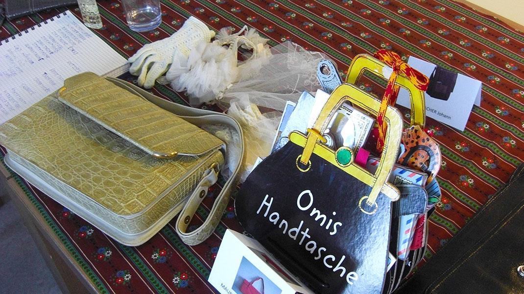 Handtaschenprojekt by TISI